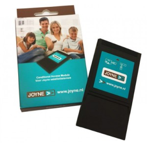 Joyne Conax Module CI+ met ingebouwde virtuele smartcard !